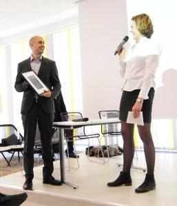 Spiros Kotopoulis, Winner of the Best free presentation
